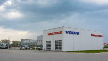 VOLVO Group Czech Republic, s.r.o. Volvo Group Truck Center Olomouc