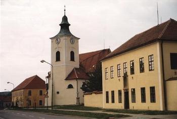 Městys Ostrovačice