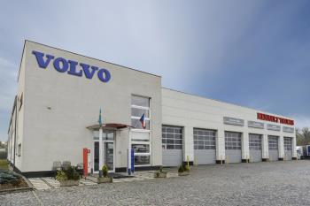 VOLVO Group Czech Republic, s.r.o. Volvo Truck Center Otrokovice