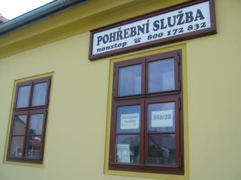 Smutecni sluzby Horni Pocernice Pohrebni sluzba Praha 9