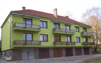 Fasáda a oprava balkónů, Zednictví Jiří Pokorný