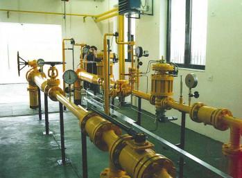 Vyhrazená plynová zařízení