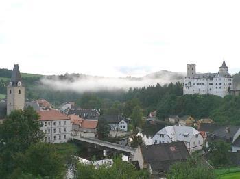 Město Rožmberk nad Vltavou