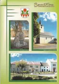Obec Senička
