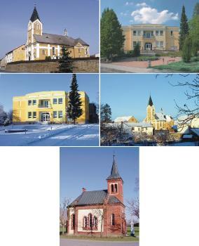 Obec Štěpánkovice Obecní úřad