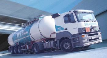 Nákladní doprava - specializace na cisterny, Stratmann s.r.o.