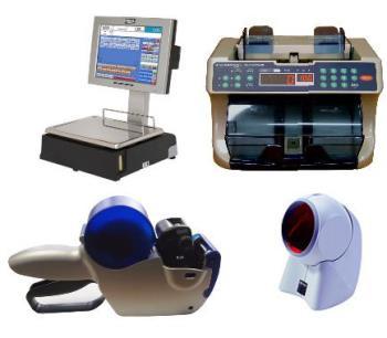 Registrační pokladny, obchodní váhy, UNIPROX, spol. s r.o.