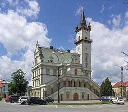 Mestsky urad Unicov