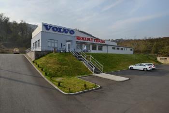 VOLVO Group Czech Republic, s.r.o. Volvo Group Truck Center Usti nad Labem