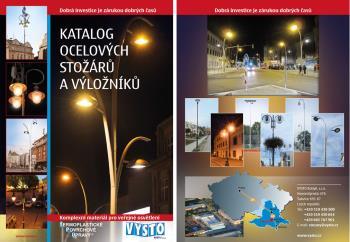 Stožáry veřejného osvětlení, VYSTO Kobylí, s.r.o.