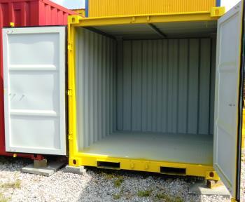 Pronájem skladových kontejnerů, VAMIRO s.r.o.
