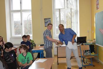 Zakladni skola a Materska skola Tabor, namesti Mikulase z Husi 45