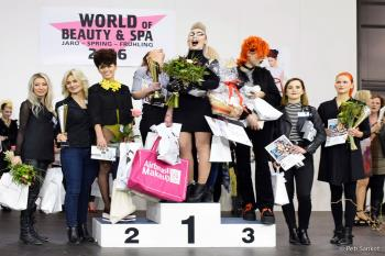 KOSMETICK� VELETRH WORLD OF BEAUTY & SPA, EXPOBEAUTY PRAGUE  s.r.o.