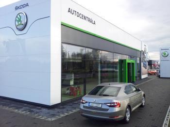 AUTOCENTRALA s.r.o. Autosalon Skoda Ostrava