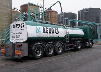 Výrobce hnojiv, travních osiv a substrátů, AGRO CS, a.s.