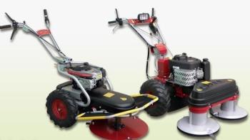 Sekačky motorové, elektrické, akumulátorové, vřetenové, robotické Uherský Brod, agro-centrum Petr Trojan