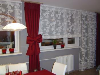 Bytový textil, záclony, závěsy Praha, Bytový textil pro interiéry LaBeta Záclony Praha 8