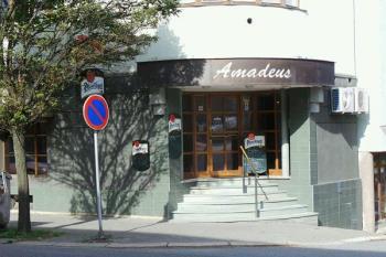 kavárna a restaurace - budova, Třebíč, Amadeus-kavárna Dočekalová Lenka, Mgr.
