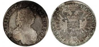tolar Marie Terezie, ANTIUM AURUM s.r.o. Výkup a prodej mincí Praha