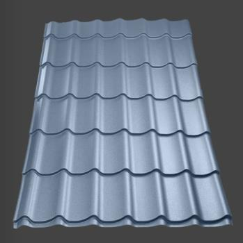 Střešní krytina na ploché střechy