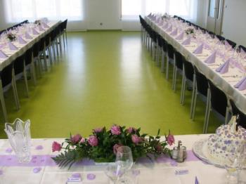 Svatební aranžmá, Květinářství Kamélie Alena Zbranková
