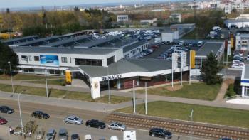 Prodej a servis voz� Renault a Dacia, AUTOAVANT DRU�STVO Autorizovan� prodejce Renault