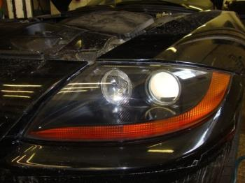 Le�t�n� sv�tel, Auto-Roch s.r.o. Autoservis Ford Kladno