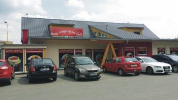 Milan Babor Ceska jidelna Ostrava