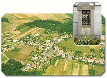 Obec založen hrabětem Bernardem Františkem Věžníkem, Obec Bernardov