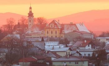 Vítejte u nás, Město Borovany
