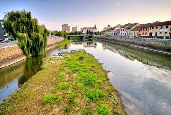 Město na řece Dyji, Město Břeclav