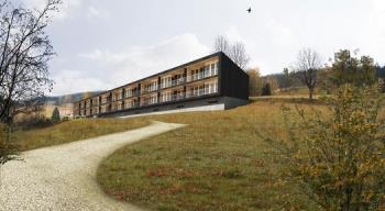 Bytové domy, Ing.arch. CAJTHAMLOVÁ MARKÉTA