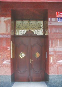 Restaurov�n� a oprava historick�ch oken a dve��, DALEX TRADE s.r.o. Restaurov�n� oken a dve�� Praha