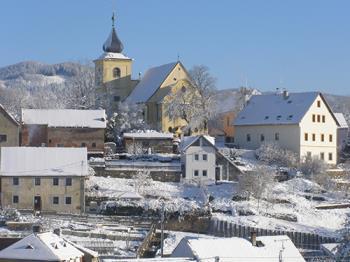 Obec v Karlovarském kraji, Obec Dolní Žandov