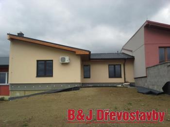 Realizovaná dřevostavba v Uherském Brodě, BJ dřevostavby-Jiří Šobáň www.bjdrevostavby.cz
