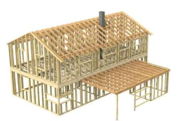 dřevostavby, KT dřevostavby