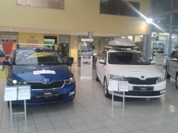 Autorizovaný prodejce vozů Škoda, AUTO ELSO s.r.o. Autorizovaný servis Škoda a Volkswagen