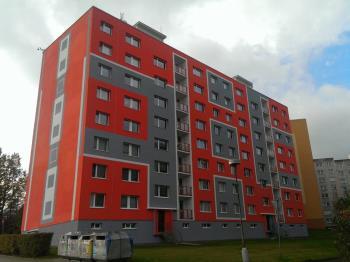 Regenerace panelových domů, EUROTHERM - CZ s.r.o.