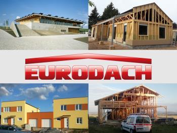 d�evostavby,st�echy, d�ev�n� krovy a vazn�kov� konstrukce., EURODACH s.r.o.