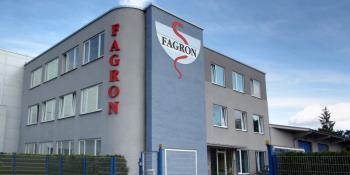 pohled na prodejnu - Olomouc, FAGRON a.s.