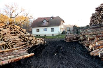 Pila Vlček Opava, PILA Karel Vlček s.r.o. Pilařská výroba, výroba palet a obalů