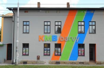 Fas�dn� barvy Ostrava, KMB barvy, s.r.o.