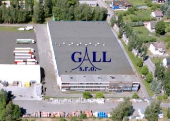 NC a CNC soustruhy, GALL s.r.o.