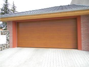 Sekční garážová vrata, Hanoka -  Ing. Hanzl Garážová vrata a brány Kladno
