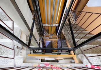 Servis a revize výtahů, HELGOS, s.r.o. Výtahy
