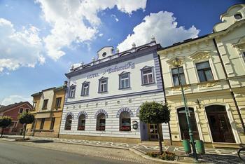 Hotel BOHUMILKA - Lazne Belohrad Mgr. Magda Masinova