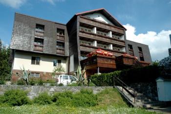 hotel Pavla na Vysočině, Hotel Pavla