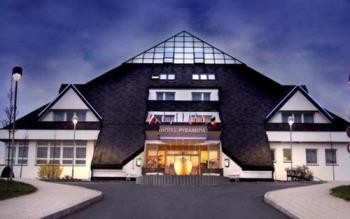 Lázeňský hotel Pyramida, Lázeňský hotel PYRAMIDA, a.s.