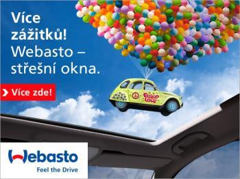 St�e�n� okna pro automobily Webasto, Webasto Thermo & Comfort Czech Republic s.r.o. Nez�visl� topen�