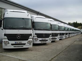 Prodej nákladních automobilů, Primatruck s.r.o.